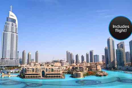 The Holiday Place - Luxurious three night Dubai escape - Save 52%
