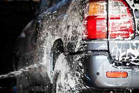 Best Hand Car Wash - Gold valet service including a wash wax and much more  Save 60%