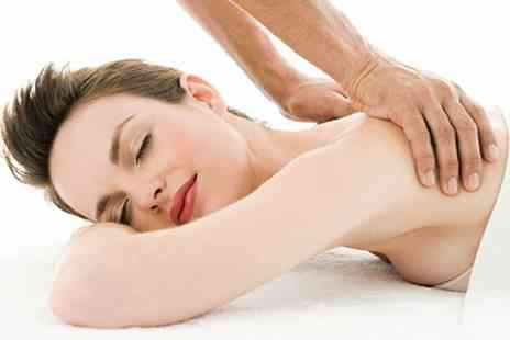 La Bella Beauty - Back Neck and Shoulder Massage Plus Facial - Save 57%