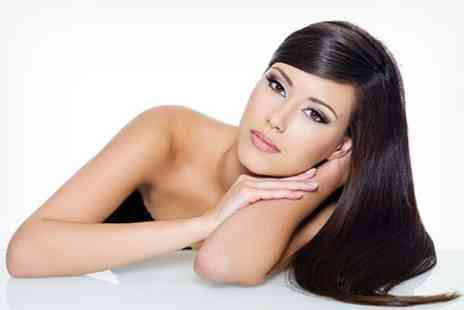 Pure Hair & Beauty - Blow Dry Plus Two Treatments - Save 65%
