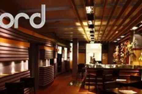 Cord Bar - Mediterranean and Classic British Fare For Four With Drinks - Save 61%