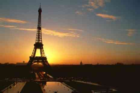 Short Breaks - In Paris One Night Stay With Flexible Eurostar Tickets For Two - Save 21%