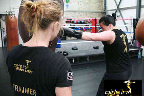 Girls in Gloves - Six Boxing Fitness Classes - Save 73%