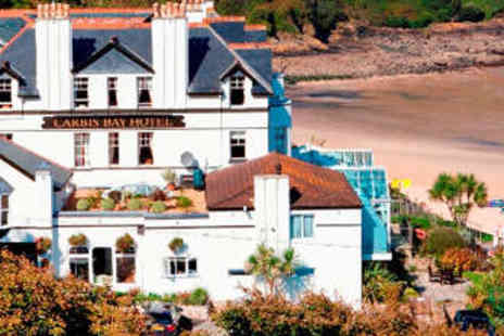 Carbis Bay Hotel - Glamorous Cornish Hotel with a Brand New Spa - Save 45%