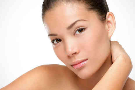 Restore Your Looks - One Laser Face Lift and Bingo Wing Slim Sessions - Save 75%