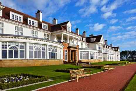 Turnberry Resort - In Ayrshire Coast One Night Stay For Two With Afternoon Tea - Save 54%