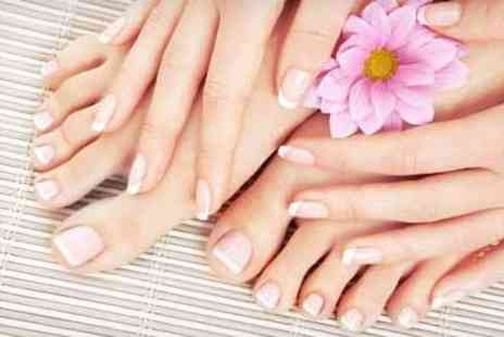 Ambience Nail and Beauty Salon - Luxurious Himalayan signature spa pedicure - Save 54%