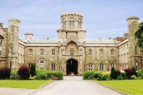 Studley Castle - Warwickshire 19th Century Manor Hotel Stay with Meals - Save 31%
