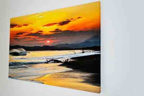Breathtaking Canvas - Personalised Canvas Prints - Save 80%
