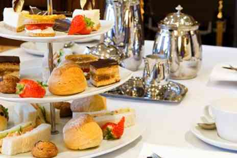 Stonecross Manor - Afternoon Tea & Swim for Two - Save 47%