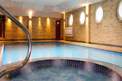 Mercure Altrincham Bowdon Hotel - Two night Cheshire Spa break with dinner  - Save 50%