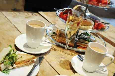 Carmelite - Afternoon Tea For Two or Four - Save 44%