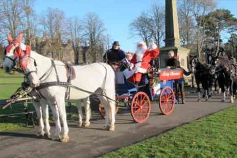 Carriage Museum - Horse Drawn Carriage Ride For Up to Four - Save 67%