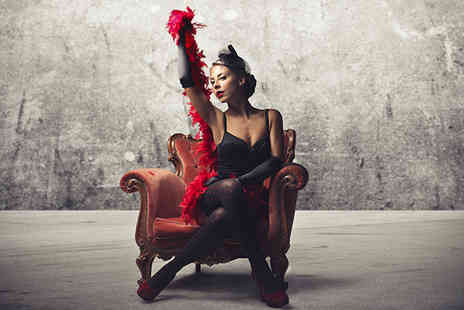 Burlesque Baby - Four week beginners burlesque course - Save 69%