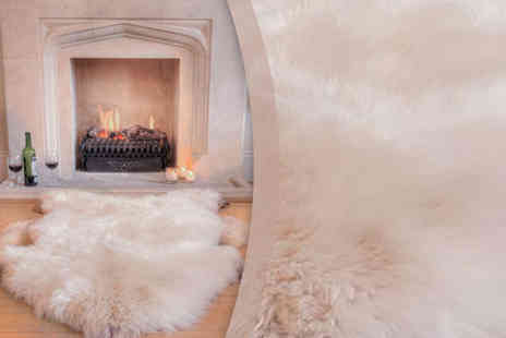 Corkies - Extra large sheepskin rug - Save 51%