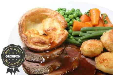 The Lenchford Inn - Sunday Carvery Lunch For Two - Save 50%