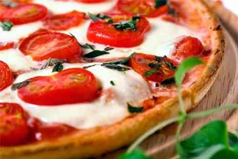 Cibo Italian Bar and Grill - Italian Lunch With Wine For Two - Save 34%