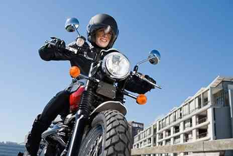 Ace Motorcycle Training - Intro or Direct Access Course - Save 67%