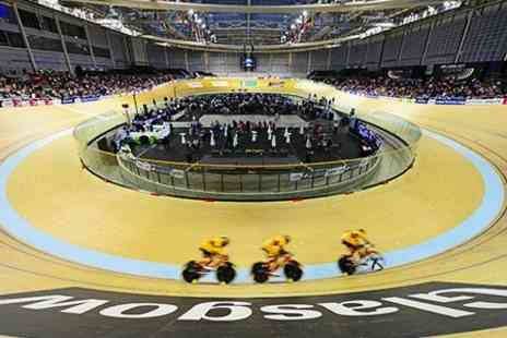 Scottish Cycling - Two Tickets For The Scottish Cycling National Track Championships - Save 50%