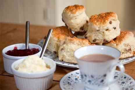 Cappuccino - Festive Afternoon Tea For One - Save 61%