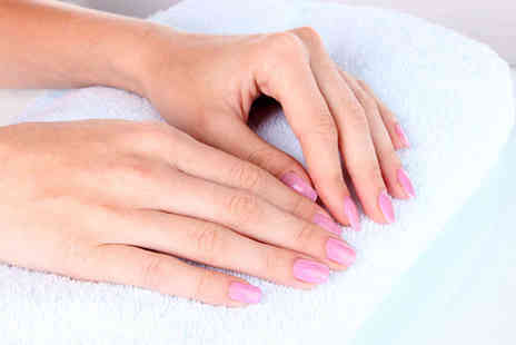 BT4 Beauty - Two Week Gel Nails Express Microdermabrasion Facial - Save 52%