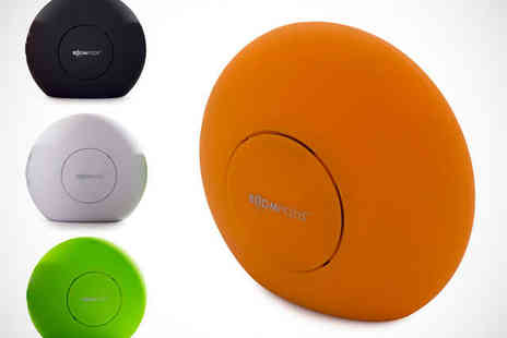 Boompods - Doubleblaster Portable Stereo Speaker in Choice of Four Colours - Save 50%