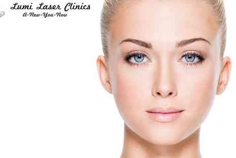 Lumi Laser Clinics - Six LED Facial Sessions - Save 65%