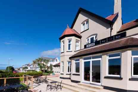 Hebasca - Cornwall Hotel including Meals & Upgrade - Save 34%