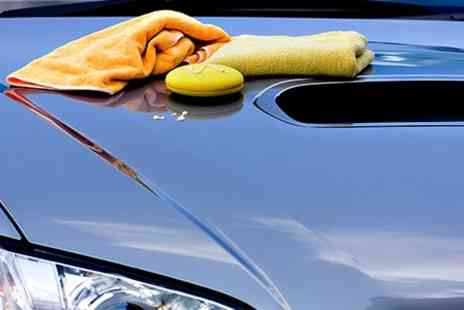 The American Carwash - The American Carwash One Three or Five Car Valets - Save 55%