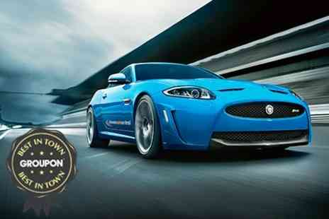 Ultimate Car Control - High Speed Driving Experience - Save 50%