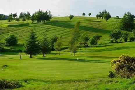 Beith Golf Club - 18 Holes For Two or Membership - Save 70%