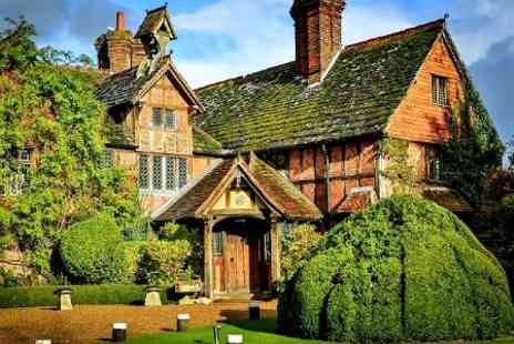 Langshott Manor - In Surrey One Night For Two With Breakfast - Save 56%