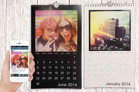 Instajunction - Instagram to Wall Calendar - Save 70%