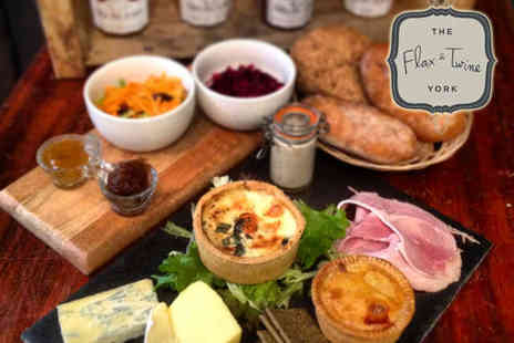 The Flax and Twine - Autumn Tasting Platter for Each Two People - Save 50%