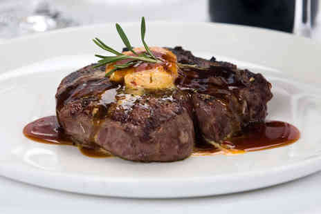 Ring O Bells - Chateaubriand Steak to Share and Glass of Prosecco Each for Two People - Save 54%
