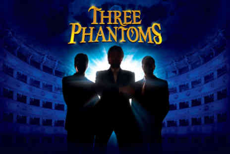 Festival Theatre Edinburgh - Two tickets to Three Phantoms the sensational musical - Save 50%