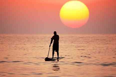 Quayside Wakeboard & Waterski - Paddleboarding Two Hours With Wetsuit Hire - Save 59%