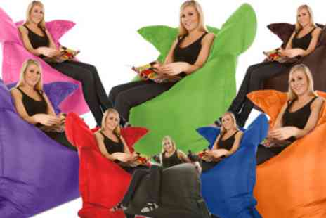 Bentley and Karvel - Indoor/Outdoor Giant Bean Bag in a choice of colours - Save 74%