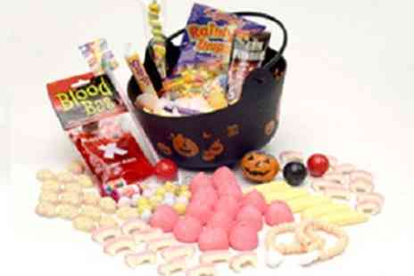 LuLus Sweets - Treats without tricks this Halloween Sweetie Cauldron - Save 58%
