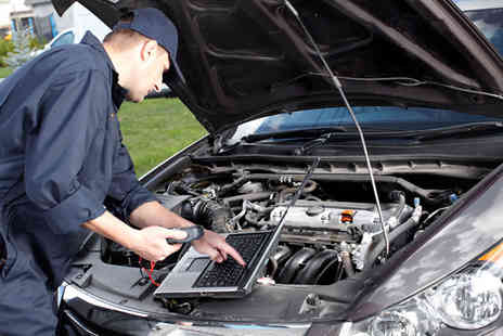 Cromptons Automotive - Full car service including oil & filter change and diagnostic checks - Save 73%