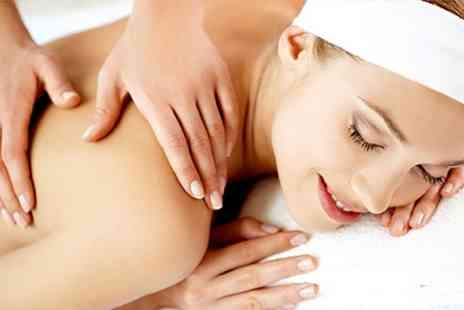 Affinity Beauty Therapy - Full Body Massage or Head and Back Massage - Save 58%