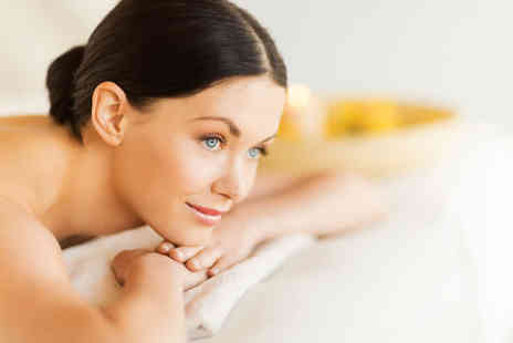 Selinas - Hot stone back massage Indian head massage, manicure and pedicure - Save 70%