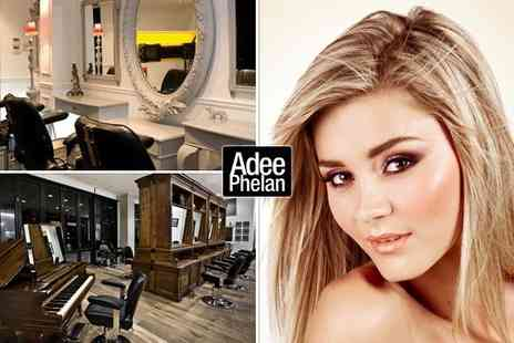 Adee Pheelan Hair Salon - Highlights or colour package - Save 75%