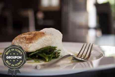 The Bull and Willow Room - Three Course Meal For Two - Save 50%