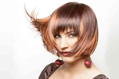 Style Hair And Beauty - Cut and Blow Dry Plus Highlights - Save 57%