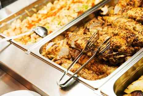 Kugu - Indian and Pizza Buffet With Soft Drinks - Save 53%