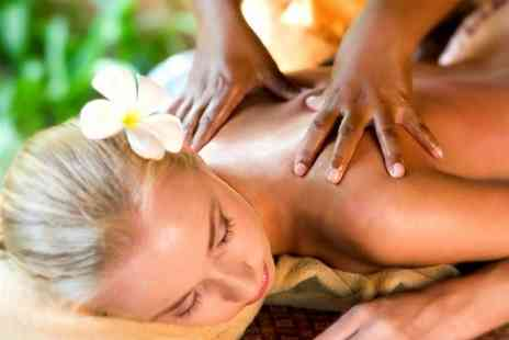 Navana - One Hour Swedish Massage Plus Choice of Facial - Save 61%