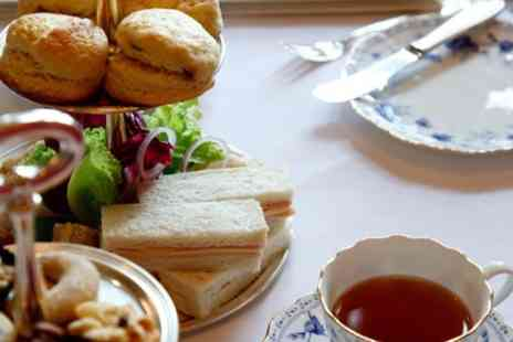 Britannia Hotel Manchester - Afternoon Tea For Two With Bubbly  - Save 50%