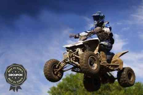 Suffolk Activities - Quad Biking For One - Save 50%