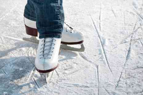 Whitehall Garden Centre - Ice Skating For Two - Save 50%